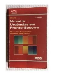 Manual De Urgências Em Pronto-socorro - 7ª Edição - Medsi
