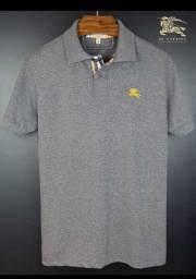 Camiseta gola polo Burberry
