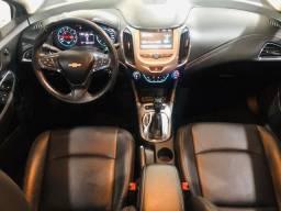 Cruze Sport6 Automático Turbo 1.4 - 2017 (Revisado / Ipva pago / Placa Marcosul)
