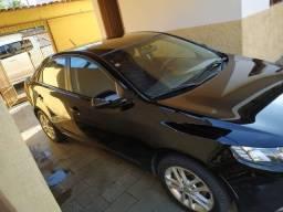 Kia Cerato 11/12 Somente Venda Único Dono Pra vender rápido. carro de garagem 9  *