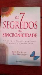 Livro Os 7 segredos da sincronicidade