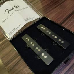 Set de Captador Baixo Fender Jazz Bass Custom 60s