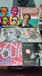 Charles Aznavour Lp vinil, disco original