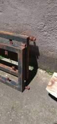 Lateral de carroceria em ferro