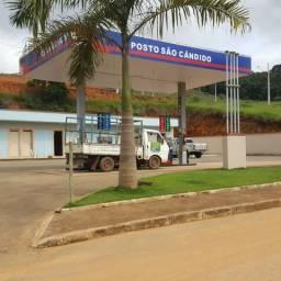 Posto Gasolina localizado no Distrito de São Cândido em Caratinga/MG
