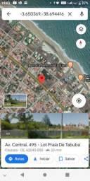 Oportunidade na Praia da Tabuba/Cumbuco na Caucaia. Lote 12x41