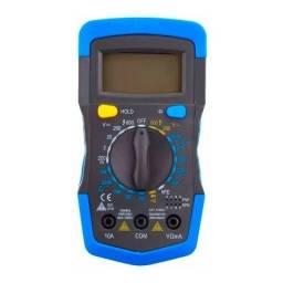 Multimetro Digital Profissional Md180 Novo