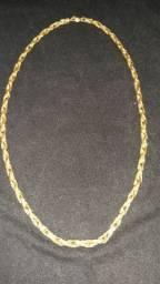Corrente ouro 18k 750