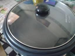 Frigideira fritadeira elétrica