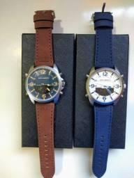 Relógio Masculino Importado Kat-Wach Novo