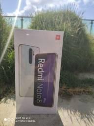 Xiaomi Note 8 pro 6 ram 128gb novos lacrados globais originais com garantia de 1 ano