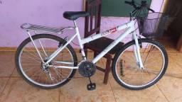 Bicicleta feminina 3 meses de uso