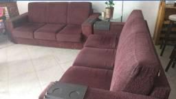 Vendo 2 sofás retrátil
