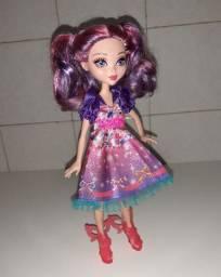Barbie boneca portal secreto mattel
