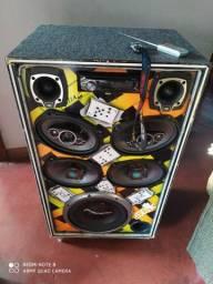 Vende- caixa de som Residencial