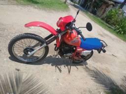 Moto Honda Xlx 250