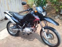 Moto Honda Bros 150 cc