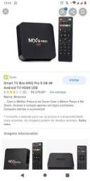 MXQ 4K SMART TV