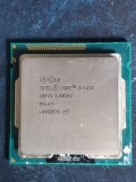 I3 processador + memória