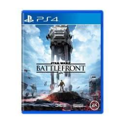 Jogo - Star Wars Battlefront - PS4