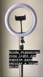 Ring light 250,00