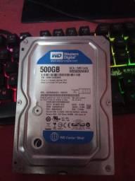 HD 500gb 100% saudável