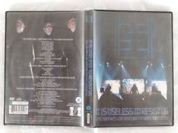 DVD : INFORMATION SOCIETY  LIVE