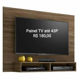 PAINEL PARA TV DE ATÉ 43 POLEGADAS