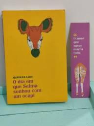 O dia em que Selma sonhou com um Ocapi - livros TAG