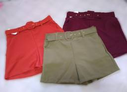 Shorts de alfaiataria n.44