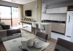 Apartamento à venda com 3 dormitórios em Cristo rei, Curitiba cod:AP0255