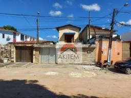 Casa com 3 dormitórios para alugar, 100 m² por R$ 1.200,00/mês - Jardim Atlântico - Olinda