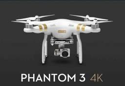 Drone DJI Phantom 3 com CASE