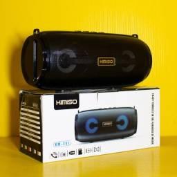 Caixa de Som Bluetooth Kimiso KM-201