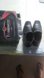Sapato social usado uma vez nua formatura
