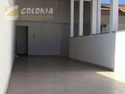Apartamento à venda com 3 dormitórios em Vila humaitá, Santo andré cod:34995