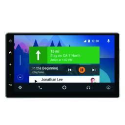 Multimídia Caska 6.75pol 2din - Android Auto - Apple Carplay