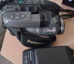 Filmadora Panasonic. Funcionando. Usada.