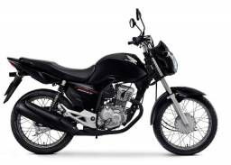 Moto CG 160 para assumir financiamento