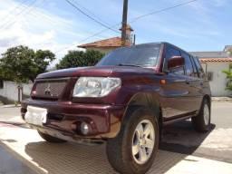 Pajero TR4 2006 4x4, Autom. GNV