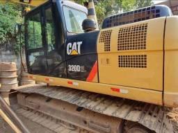 Escavadeira Hidráulica Caterpillar 320 D2l 2017