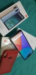 Xiaomi MI A2 lite comprar usado  São João de Meriti