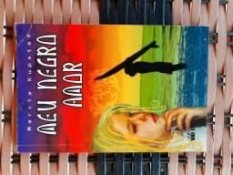"Livro ""Meu Negro Amor"", Marcia Kupstas"