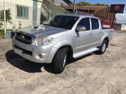 Toyota Hilux CD 4X4 SRV 3.0 AUTOMÁTICA
