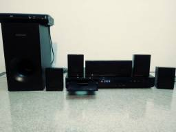 Achou ! Home theater Sansung completp