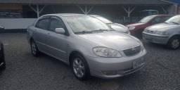 Corolla 2003 aut.1.8 completo, carro de procedencia
