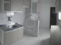 Apartamento de dois dormitorios no bairro do Marco