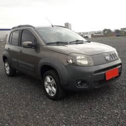 Fiat Uno 2011 Completo Repasse