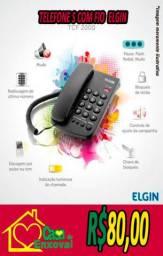 Telefone de Mesa Elgin