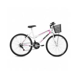 Bicicleta Feminina pouco usada